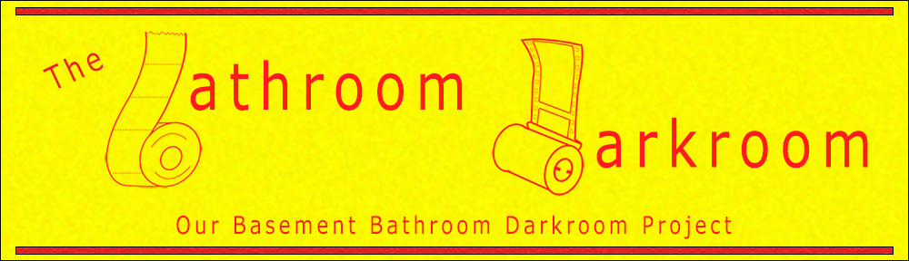 The Bathroom Darkroom
